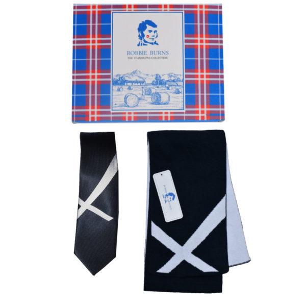 Robbie-Burns-GiftBox-Mens-SCARF-Tie